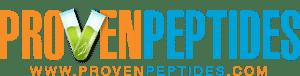 Proven Peptides logo