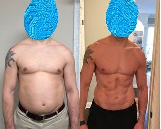 before after ostarine results