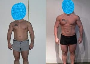 mk 677 before and after cycle results