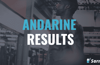What results to expect from using Andarine