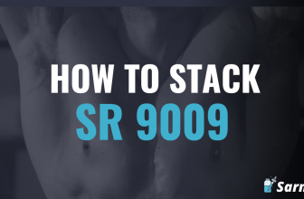 How to stack SR9009 with other SARMs